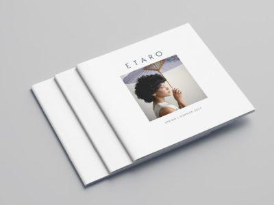 ETARO Lookbooks Spring - Summer 2019