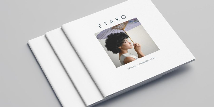 ETARO Lookbooks Spring - Summer 2019